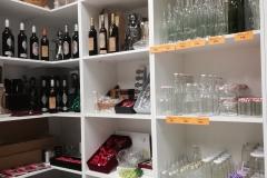 Díszüveges borok, boros ajándékok