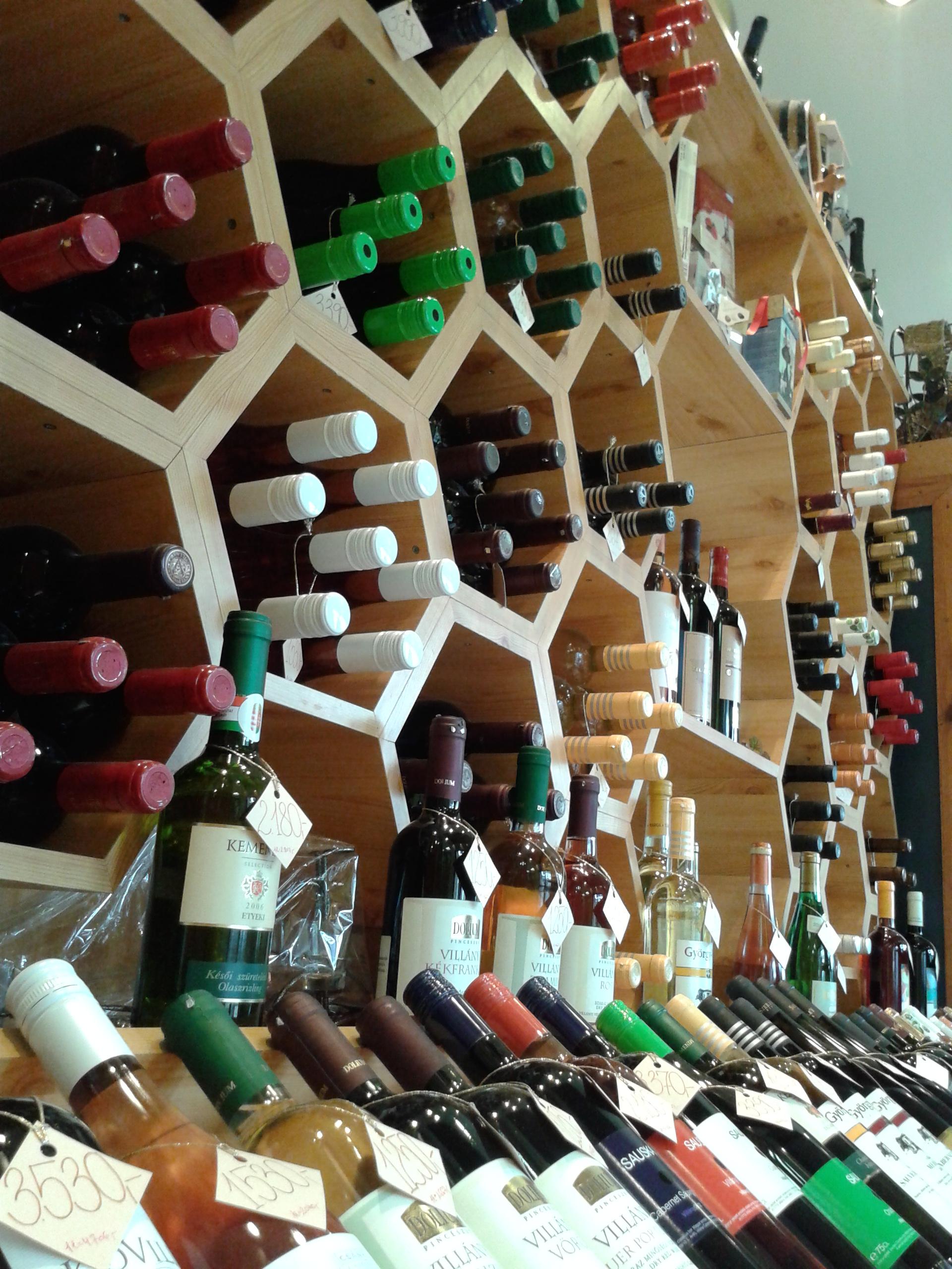 Palackozott bor